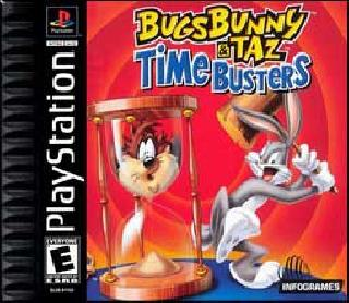 Screenshot Thumbnail / Media File 1 for Bugs Bunny & Taz - Time Busters [U]